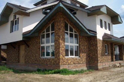 Окна ПВХ в Коттедж в Минске