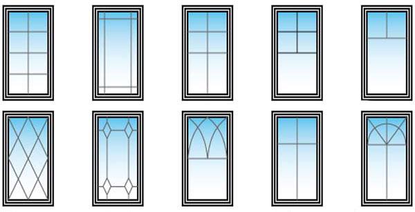 Пластиковые окна в коттедж